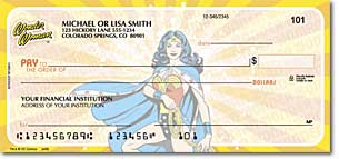 Wonder WomanChecks